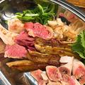 料理メニュー写真スペシャル 酢もつ(冷製ホルモン盛り) 小/大