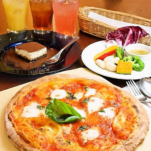 アットホームな雰囲気のイタリアンレストランです。※画像は系列店