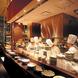 こだわりの本格和食とお酒を一緒にご堪能頂けます。