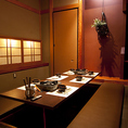 ◆ 最大8名様までご案内可能の個室