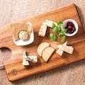 料理メニュー写真5種のチーズ盛合せ