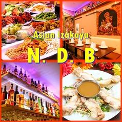 N.D.B ナマステダイニングバー 新宿西口店の写真