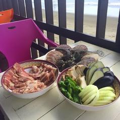 江ノ島 海の家 LAWA LAWAのおすすめ料理1