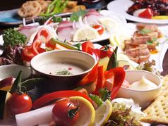 酒と料理と 実と菜の特集写真