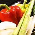 旬の野菜も入荷中♪