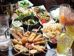 Okinawan 串揚げ 勝 katsuのおすすめ料理1