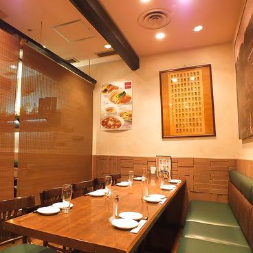 揚州厨房 浜松の雰囲気1