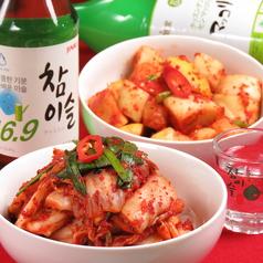 減塩キムチと韓国惣菜 大邱 てぐのおすすめ料理1