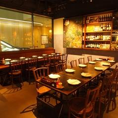 ピッツェリア マルデナポリ ヨドバシAKIBA店の雰囲気1