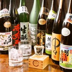 日本酒居酒屋 わのわ 東銀座店の写真