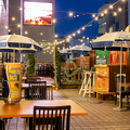 NUTS SQUARE BEER GARDEN ナッツスクエア ビアガーデンの雰囲気1