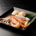 料理メニュー写真海鮮の盛り合わせ