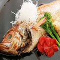 料理メニュー写真金目鯛の煮つけ