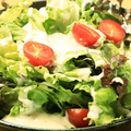 料理メニュー写真シーザーサラダ