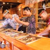 [1]職人技がひかる江戸前寿司は一貫108円。