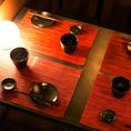 和が織り成す癒しの空間でのご宴会◎優しいダウンライトの明かりはお客様からご好評を頂いております。個室席はお早めご予約がオススメ♪2名様~団体様までお使い頂ける個室席◎居心地の良さやゆったりとした和の雰囲気が楽しめる個室席です。お気軽にお立ち寄りください。
