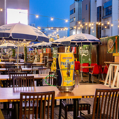 NUTS SQUARE BEER GARDEN ナッツスクエア ビアガーデンの雰囲気3