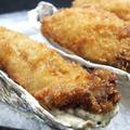 料理メニュー写真オイスターバーの牡蠣フライ