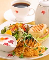 カフェ・アーリーブルーメル 阿方店 の写真