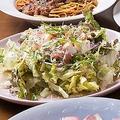 料理メニュー写真【貸切コース料理一例】サラダ