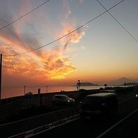 <毎月開催>七里ヶ浜morimori夕陽フォトコンテスト♪