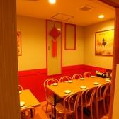 【1階/10~12名席】テーブル個室