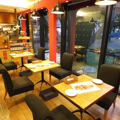 Amelie Cafe アメリカフェ テレビ塔店の雰囲気1