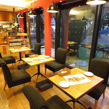 アメリカフェ Amelie Cafe テレビ塔店の雰囲気1
