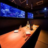 ◆立川駅徒歩1分◆扉付き完全個室多数!予約殺到!