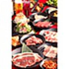 チファジャ 二条店 焼肉のコース写真