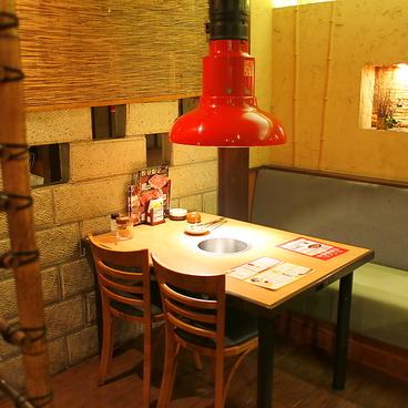 炭火焼肉屋さかい 四日市ときわ店の雰囲気1