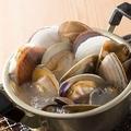 料理メニュー写真漁師の貝風呂(一人前)