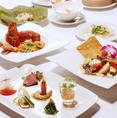 料理人が心を込めて作る逸品料理の数々。創作中華の専門シェフが腕を振るってご用意いたします!