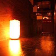 京風の廊下…