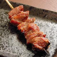 料理メニュー写真和豚カシラ
