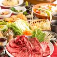 旬モノの味覚をご宴会コースでお得にお愉しみ下さい♪もちろんお酒との相性は抜群です!