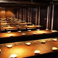 【大阪本町個室居酒屋】数多くの企業様にご支持いただいております