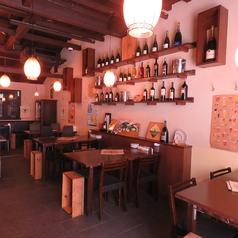 Italian Bar PIENO settimo ピエーノ セッティモの雰囲気1