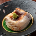 料理メニュー写真みの原の豆乳ごま豆腐