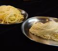 料理メニュー写真中盛り(太麺のみ)/替え玉(細麺のみ)