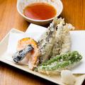 料理メニュー写真 子鮎の天ぷら