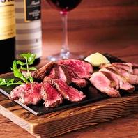 大門、浜松町でこだわりの肉厚ステーキを堪能♪