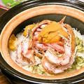 料理メニュー写真本日の土鍋ご飯