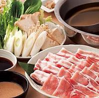 【しゃぶしゃぶ食べ放題】居酒屋料理と一緒に楽しめます