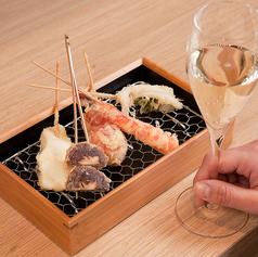 海鮮串天ぷら 中野家 東中野店の特集写真