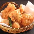 料理メニュー写真地鶏屋の唐揚げ