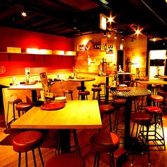 肉酒場 エコヒイキ 渋谷センター街店の雰囲気1