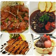 日替わりメニューは、和食だけでなく、洋食も絶品♪