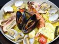 料理メニュー写真【新メニュー】 海の幸たっぷりの特製パエリア