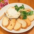 料理メニュー写真クリームチーズの王様